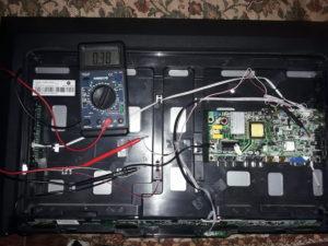 Naprawa LED Telewizorów