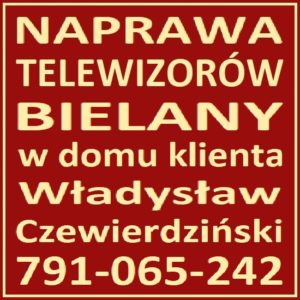 Naprawa Telewizorów Bielany
