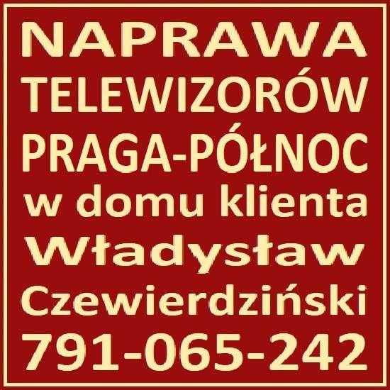 Naprawa Telewizorów Praga-Północ