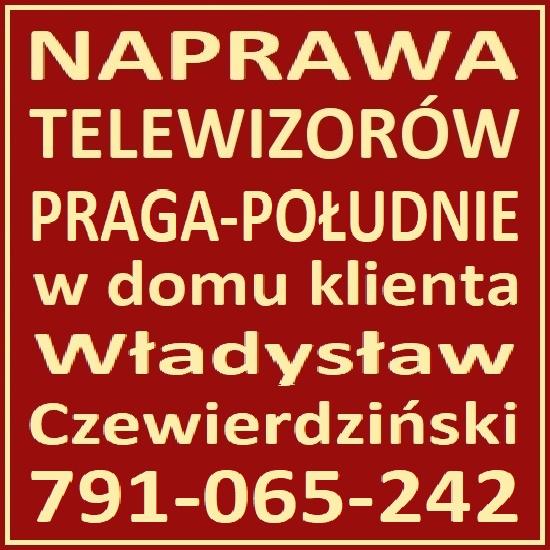 Naprawa Telewizorów Praga-Południe