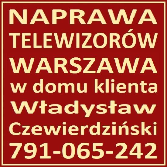 Naprawa Telewizorów Warszawa