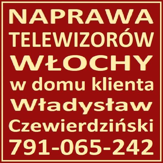 Naprawa Telewizorów Włochy