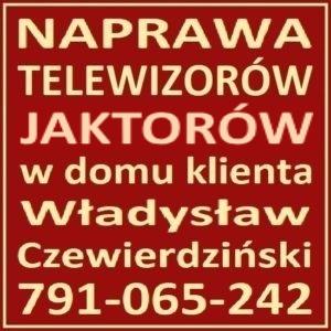Naprawa Telewizorów Jaktorów