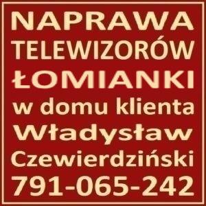 Naprawa Telewizorów Łomianki