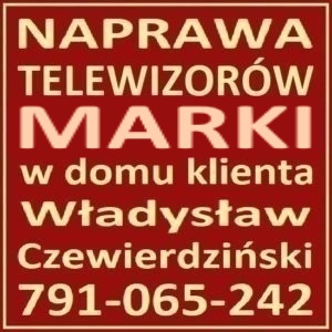 Naprawa Telewizorów Marki