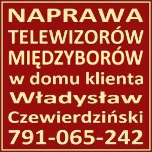 Naprawa Telewizorów Międzyborów