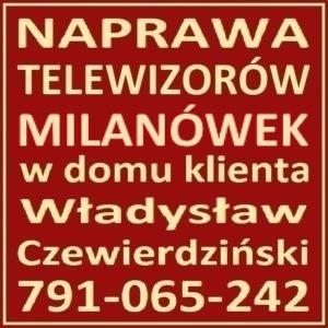 Naprawa Telewizorów Milanówek