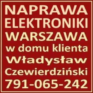 Naprawa Elektroniki Warszawa