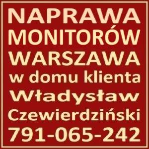 Naprawa Monitorów Warszawa