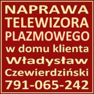Naprawa Telewizora Plazmowego