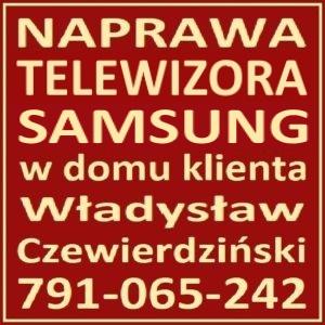 Naprawa Telewizora Samsung