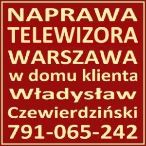 Naprawa Telewizorów Kineskopowych Warszawa