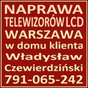 Naprawa Telewizorów LCD