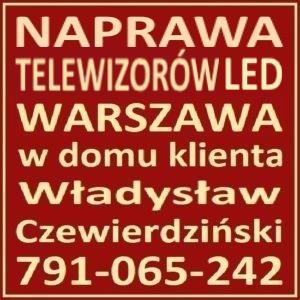 Naprawa Telewizorów LED Warszawa