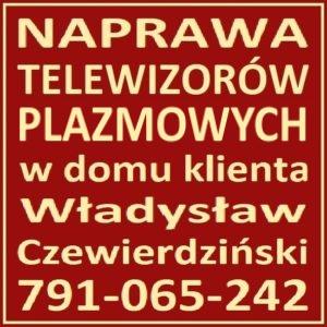 Naprawa Telewizorów Plazmowych
