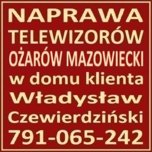 Naprawa Telewizorów Ożarów Mazowiecki