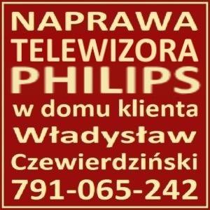 Serwis Philips TV