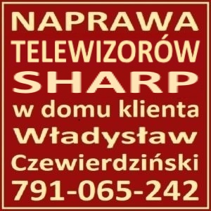 Serwis Sharp Telewizory Warszawa
