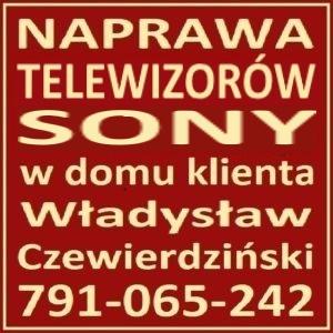 Serwis Sony Telewizory