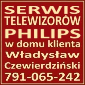 Serwis Telewizorów Philips Warszawa