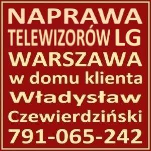 Serwis TV LG