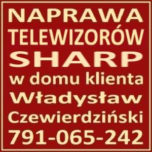 Sharp Telewizory Serwis