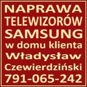 Telewizor Samsung Serwis