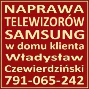TV Samsung Serwis