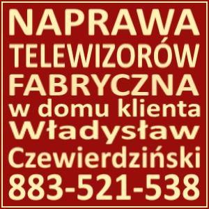 Naprawa Telewizorów Fabryczna 883521538