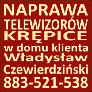 Naprawa Telewizorów Krępice 883521538