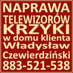 Naprawa Telewizorów Krzyki 883521538
