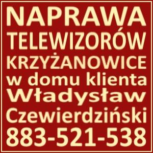 Naprawa Telewizorów Krzyżanowice 883521538