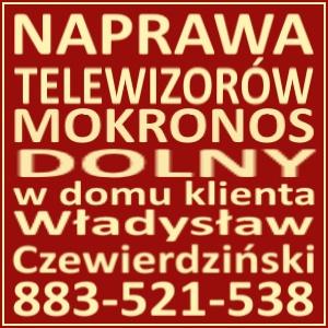 Naprawa Telewizorów Mokronos Dolny 883521538