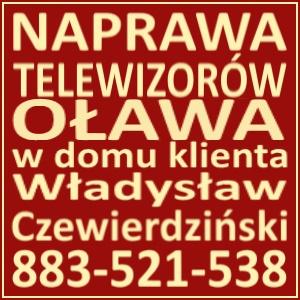Naprawa Telewizorów Oława 883521538