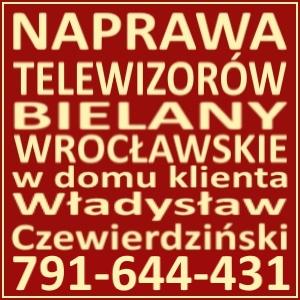 Naprawa Telewizorów Bielany Wrocławskie 791644431