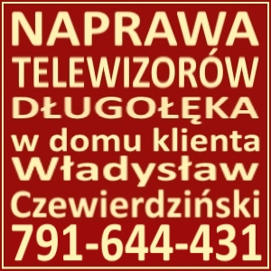 Naprawa Telewizorów Długołęka 791644431