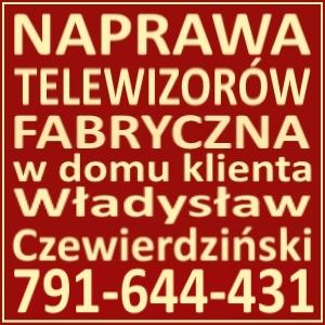 Naprawa Telewizorów Fabryczna 791644431