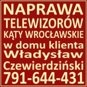 Naprawa Telewizorów Kąty Wrocławskie 791644431