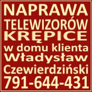 Naprawa Telewizorów Krępice 791644431