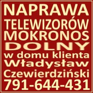 Naprawa Telewizorów Mokronos Dolny 791644431