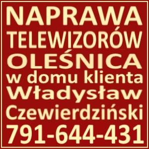 Naprawa Telewizorów Oleśnica 791644431