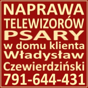 Naprawa Telewizorów  Psary 791644431