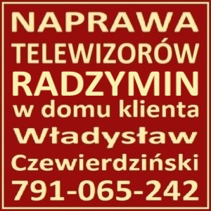 Naprawa Telewizorów Radzymin