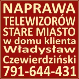 Naprawa Telewizorów Stare Miasto 791644431