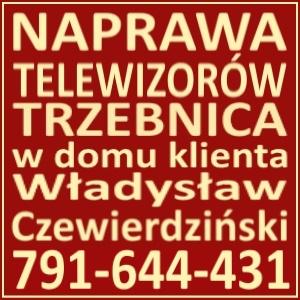 Naprawa Telewizorów Trzebnica 791644431