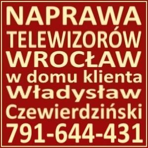 Naprawa Telewizorów Wrocław 791644431