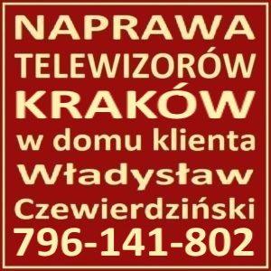 Naprawa Telewizorów Kraków 796-141-802