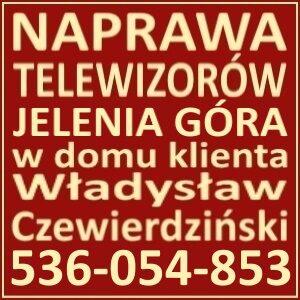 Naprawa Telewizorów Jelenia Góra 536-054-853 Serwis RTV